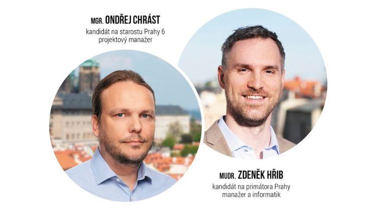 Rozhovor s Ondřejem Chrástem na téma budoucnosti Prahy 6