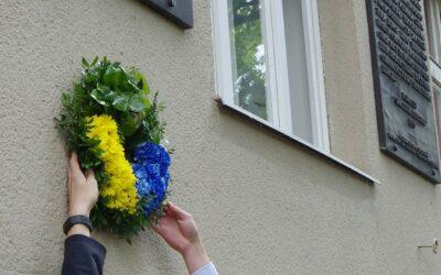 Park Ruského exilu na Praze 6: Nezapomínejme na zločinné odvlečení našich občanů do gulagů.