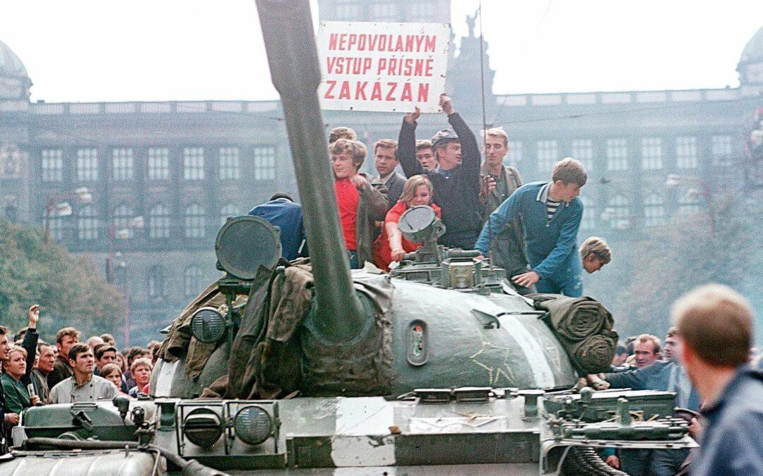 Nezapomeneme.53 let od začátku okupace Československa vojsky Varšavské smlouvy.
